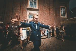 Fotos einer Hochzeit am Standesamt Münster